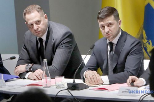 В Раду переданы доказательства лжи президента Зеленского и главы ОП Ермака, - Бутусов