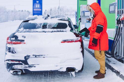 Как в холода сэкономить топливо: семь советов
