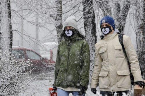 Погода в Украине на Новый год: синоптики обновили свой прогноз