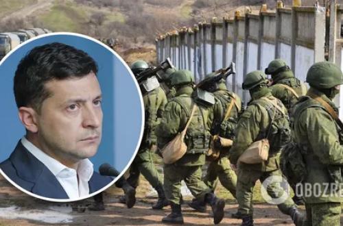 Киев заявил о запуске процесса по деоккупации Крыма