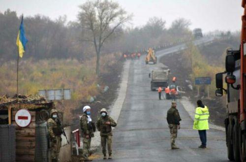 """Россия требует от Украины принять """"мирный план"""" ее ставленников в ОРДЛО"""