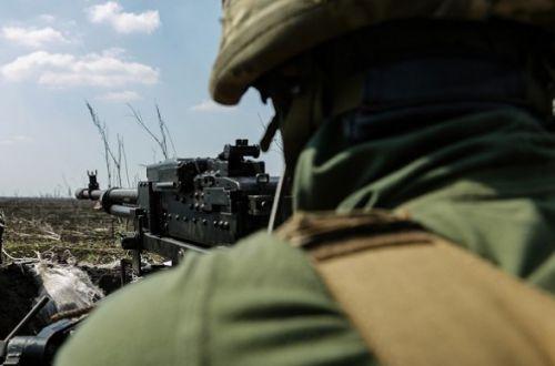 На Донбассе за минувшие сутки зафиксировано три обстрела