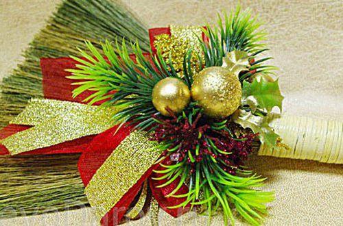 Новый год на пороге: как веником изгнать из дома неудачи