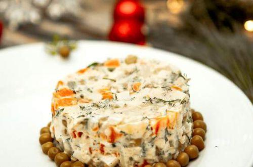 От классического до диетического: лучшие рецепты Оливье для новогоднего стола