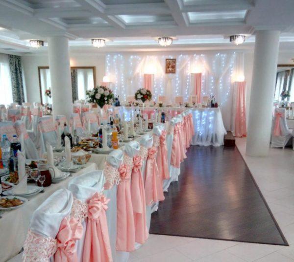 Ресторанно-готельний комплекс для святкування весілля