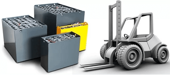 Как выбрать аккумуляторы для складской техники