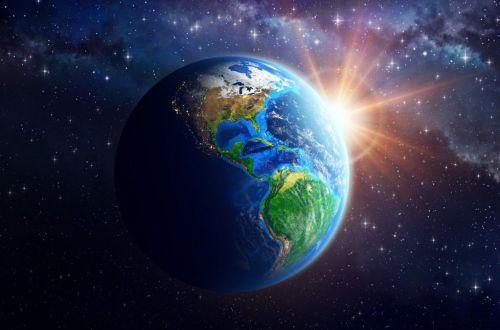 Ученые: Земля вращается быстрее, чем пятьдесят лет назад