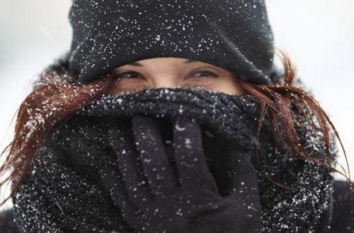 Будут морозы, местами со снегом: прогноз на выходные