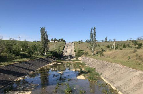 Водная катастрофа в Крыму: последний раз такое было еще в 90-х