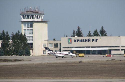 """Директора аэропорта """"Кривой Рог"""" подозревают в завладении чужим имуществом"""