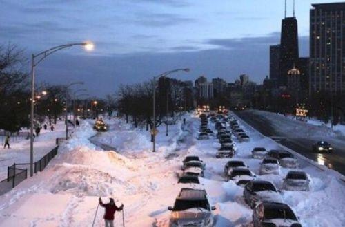 В Украину идут сильные морозы: названы даты