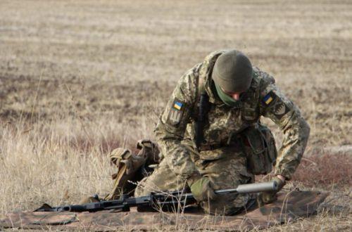 С ООС снова плохие новости: Боевики 11 раз нарушили режим тишины, есть раненый