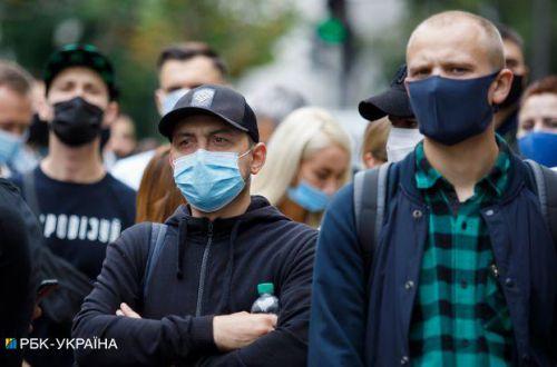 Минздрав сообщил о 8199 новых случаях коронавируса в Украине