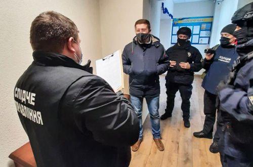Нацполиция провела обыски в Николаевском горсовете: названа причина