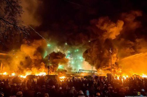 Стало відомо, що насправді спонукало українців влаштувати бійку на Грушевського під час Майдану