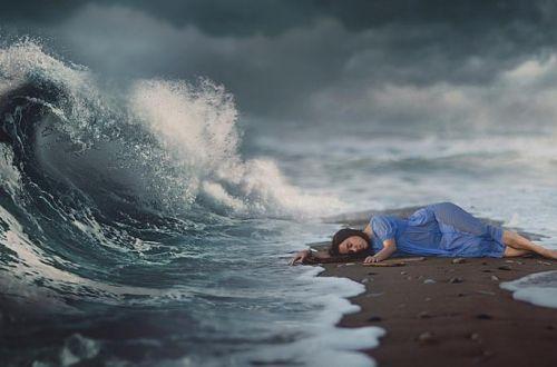 Толкование сновидений: к чему снится море
