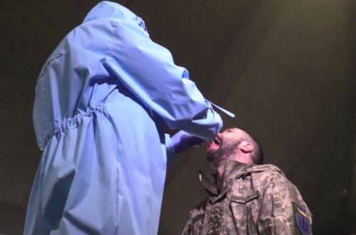 В ВСУ за минувшие сутки обнаружили 60 новых случаев коронавируса