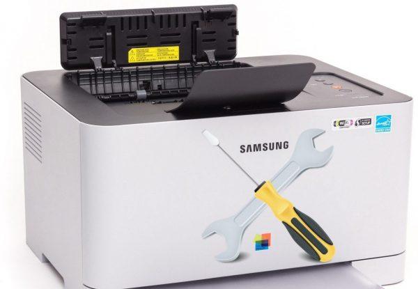 Срочный ремонт лазерных принтеров Samsung