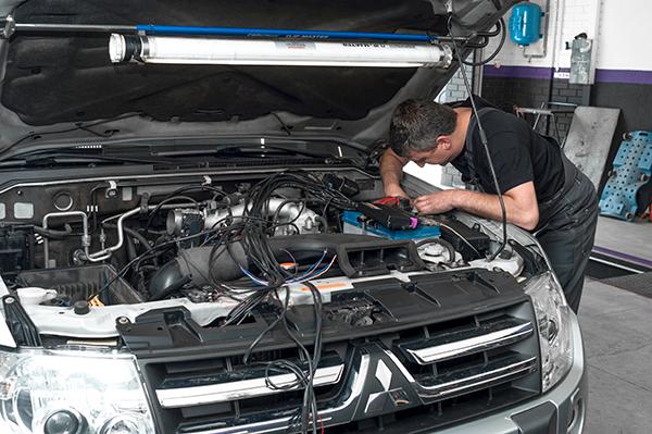 Газ на авто: особенности установки ГБО в сервисе