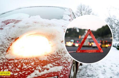 Допускает большинство водителей: главные ошибки при езде по свежему снегу