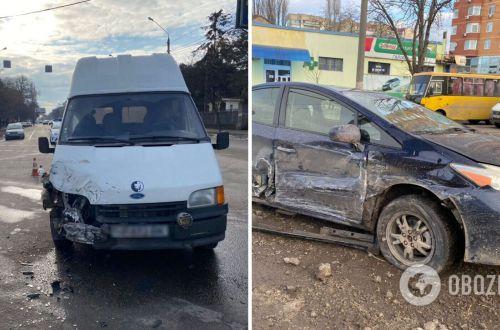 Страшное ДТП в Одессе: пьяный водитель протаранил микроавтобус и покалечил двоих детей