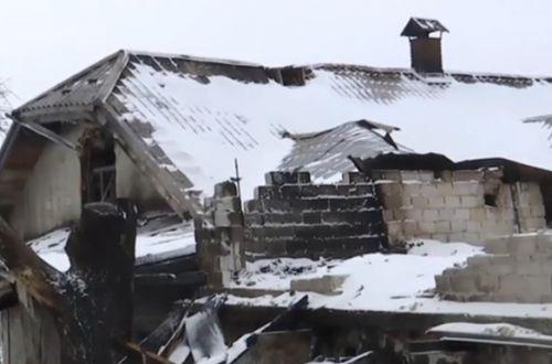 Мощный взрыв с возгоранием на Львовщине унесли жизнь 50-летнего мужчины