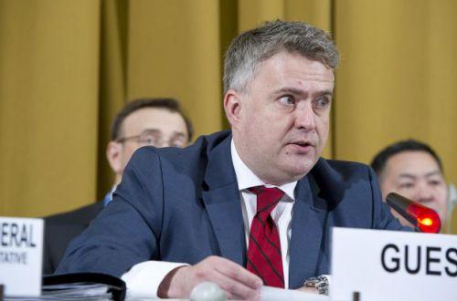 Украина 23 февраля в ООН расскажет о ситуации на Донбассе