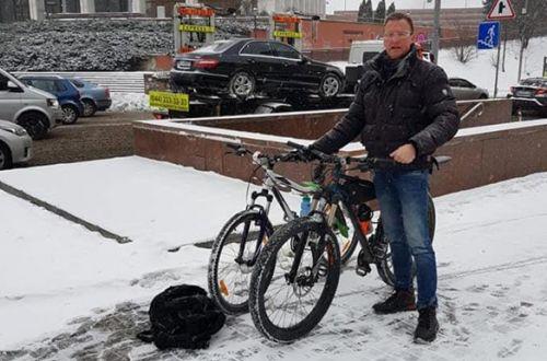 В Киеве ограбили дипломата из Нидерландов
