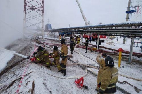 В России произошел взрыв на газопроводе: прекращен транзит газа в Казахстан