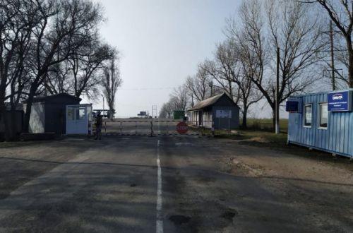Молдова запускает работу еще одного ПП на границе с Украиной