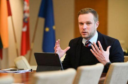 Литва хочет помочь Украине в подготовке доказательств для персональных санкций ЕС
