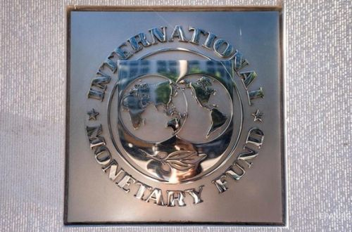 Стало известно, сколько млн. долларов выплатила Украина МВФ за месяц