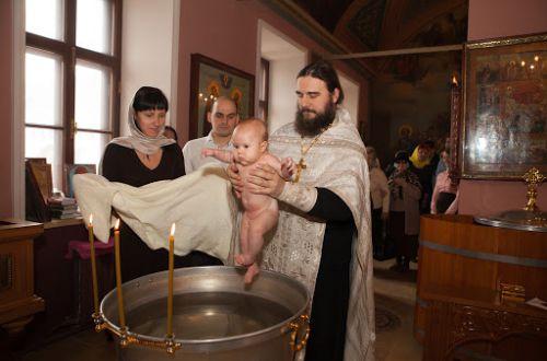 Что во время крещения ребенка входит в обязанности крестного