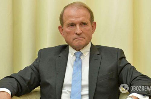 Силовики «кошмарят» обысками связанные с Медведчуком АЗС