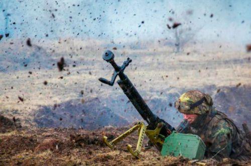 ООС: На фронте зафиксировано 4 враждебные обстрелы, есть раненый