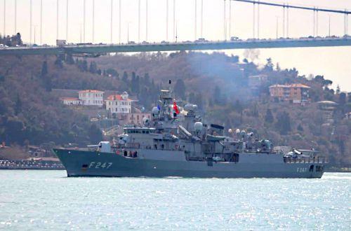 План действий засекречен: в Черное море зашла вторая за неделю группа боевых кораблей НАТО