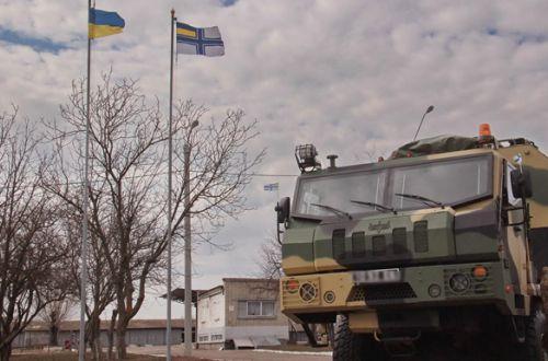 На патрулирования границ Украины наконец-то вышли опытные образцы комплекса Нептун