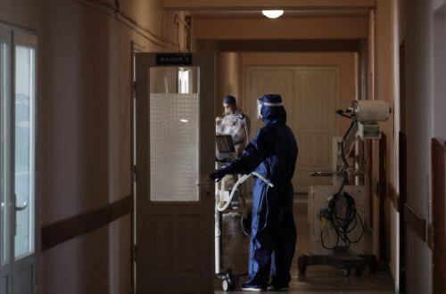 8 регионов превысили норму по COVID-госпитализации