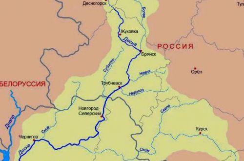 В РФ предложили украсть воду из Десны, чтобы не доставалась Украине. ФОТО