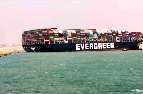 Авария в Суэцком канале поставила под вопрос глобальную торговлю