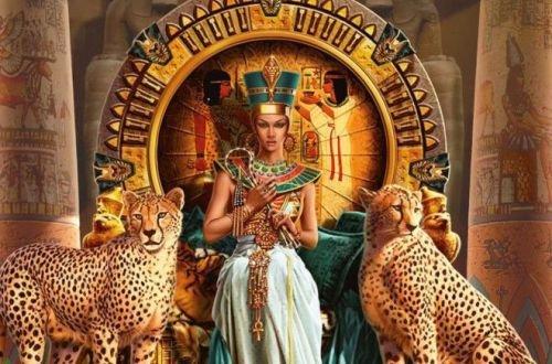 Подборка малоизвестных фактов о жизни Клеопатры