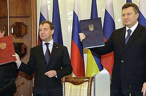 В МИД объяснили, почему денонсировать Харьковские соглашения нецелесообразно