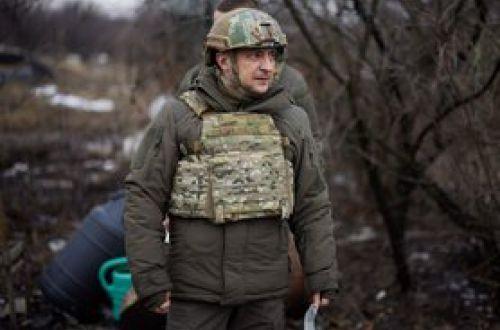 Зеленский и Ермак посетят Донбасс на фоне обострения