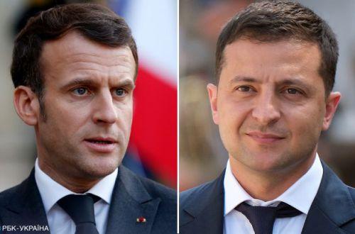 Посол Франции анонсировал встречу Макрона с Зеленским: названы сроки