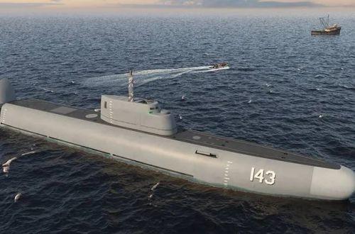 В РФ объявили о создании ныряющего корабля BOSS