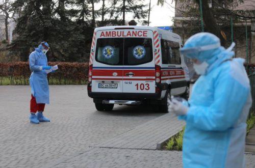 Активных больных COVID-19 в Киеве становится больше: за сутки еще 1,5 тыс. инфицированных, 42 умерших