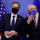 Представители США и ЕС обсудили эскалацию на востоке Украины