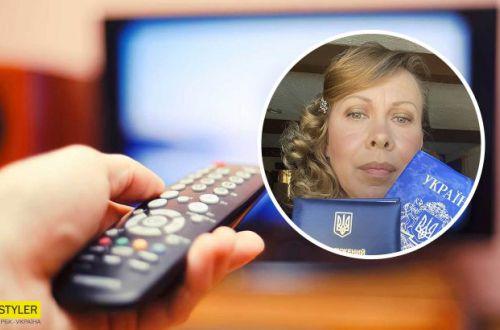 Оксана Баюл расплакалась и объяснила, почему не вернется в Украину