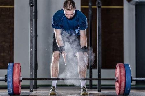Украинский спортсмен намерен побить мировой рекорд Гиннеса в становой тяге