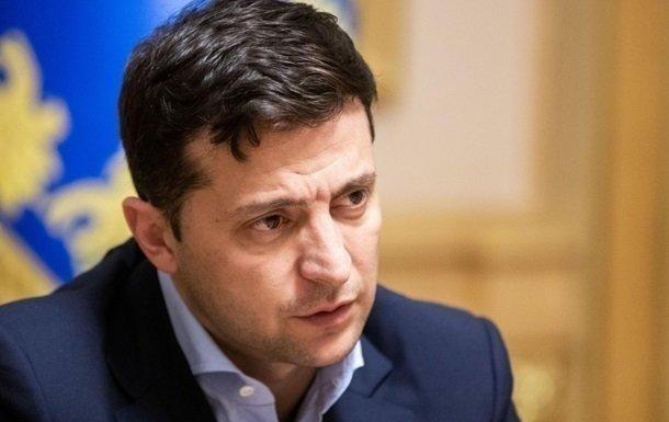 Зеленский рассказал, от чего зависит мир на Донбассе
